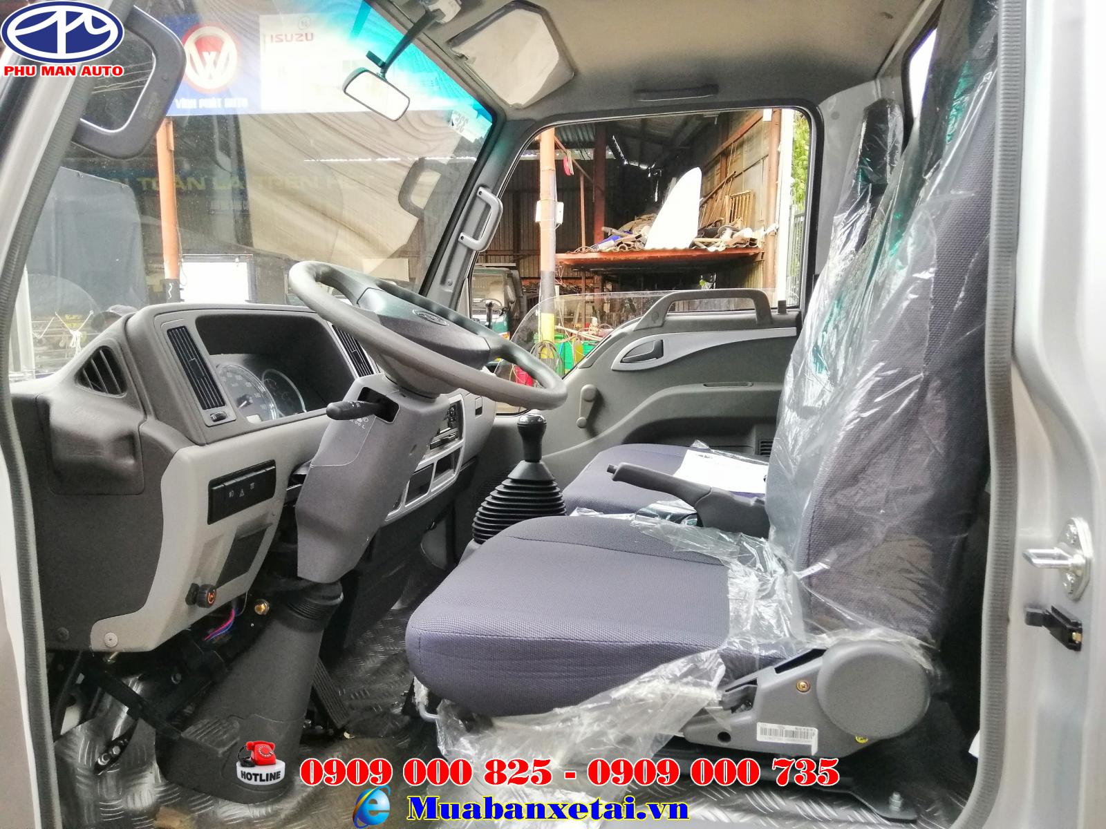 Cabin xe tải jac 2t4