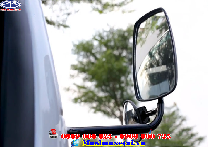 xe tải jac 2t4 màu bạc thùng bạt
