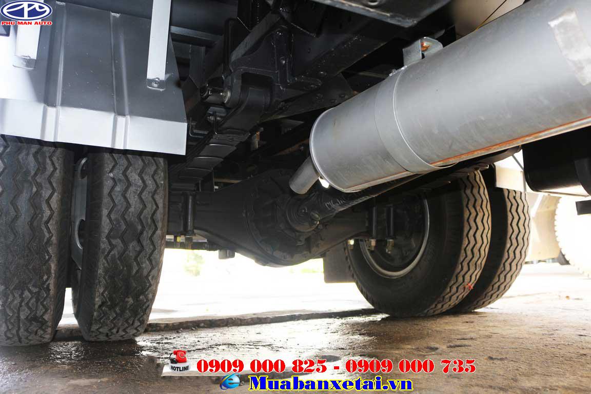 Động cơ xe tải Jac 2t4 thùng kín
