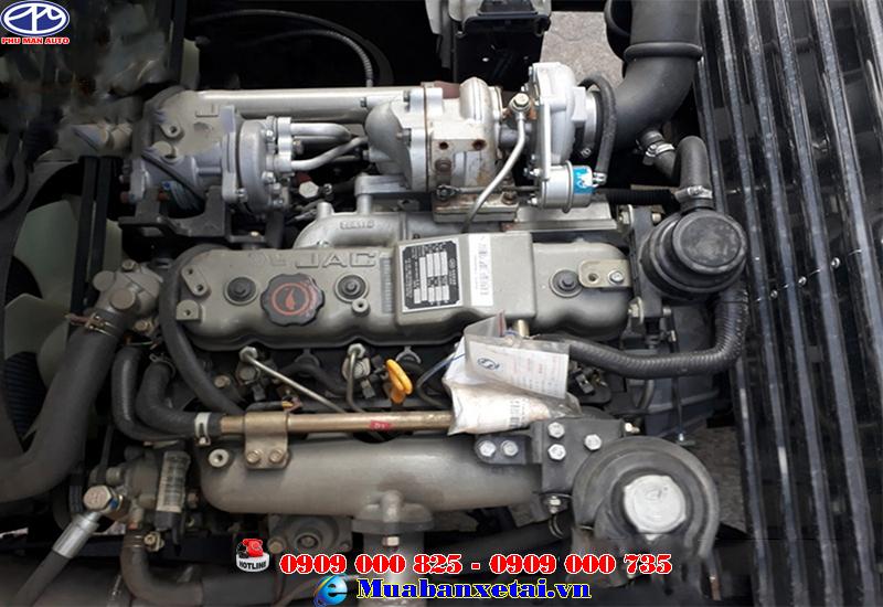 Xe Tải Jac 3.5 Tấn Thùng Bạt|Xe tải Jac 3T5