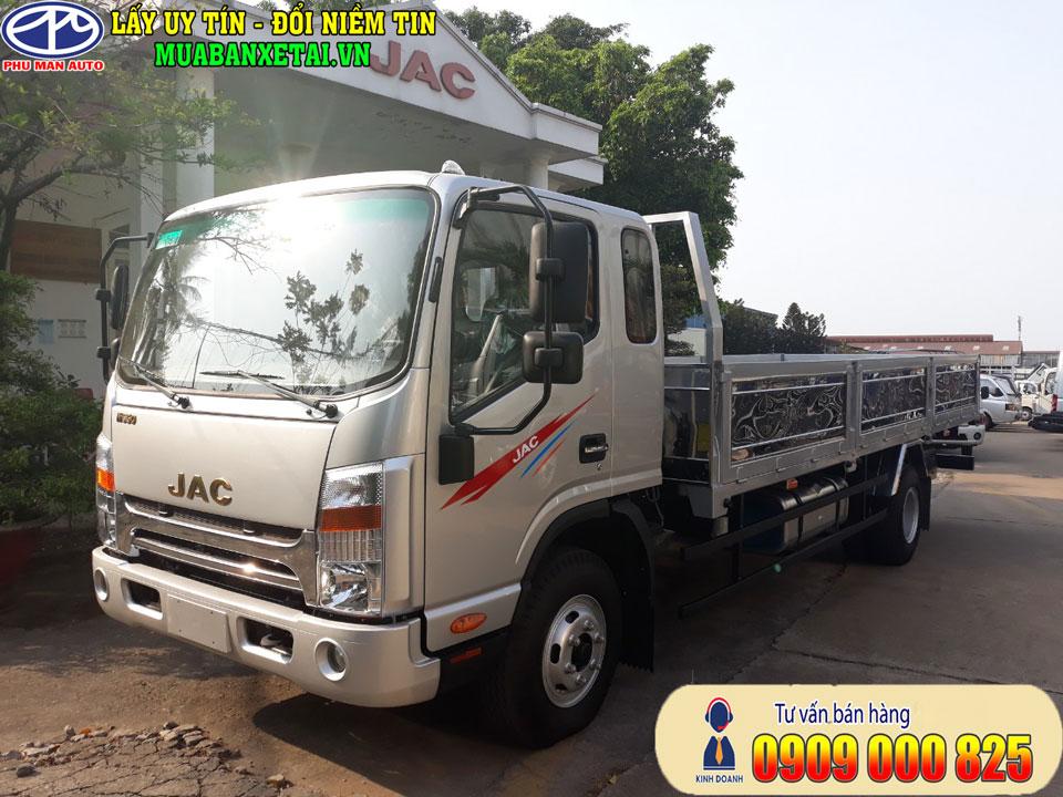 Xe tải jac n650 plus 6t5
