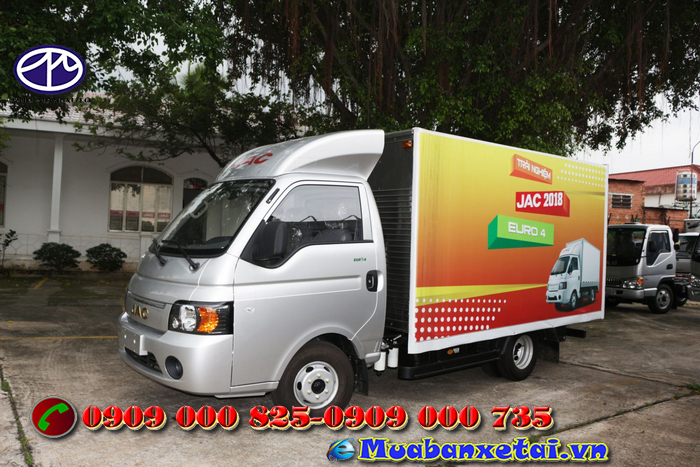 Xe tải Jac X5