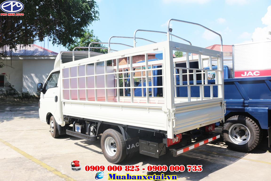 xe tải jac 990kg