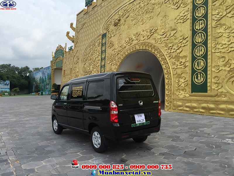 Xe tải van kenbo 950kg 2 chỗ