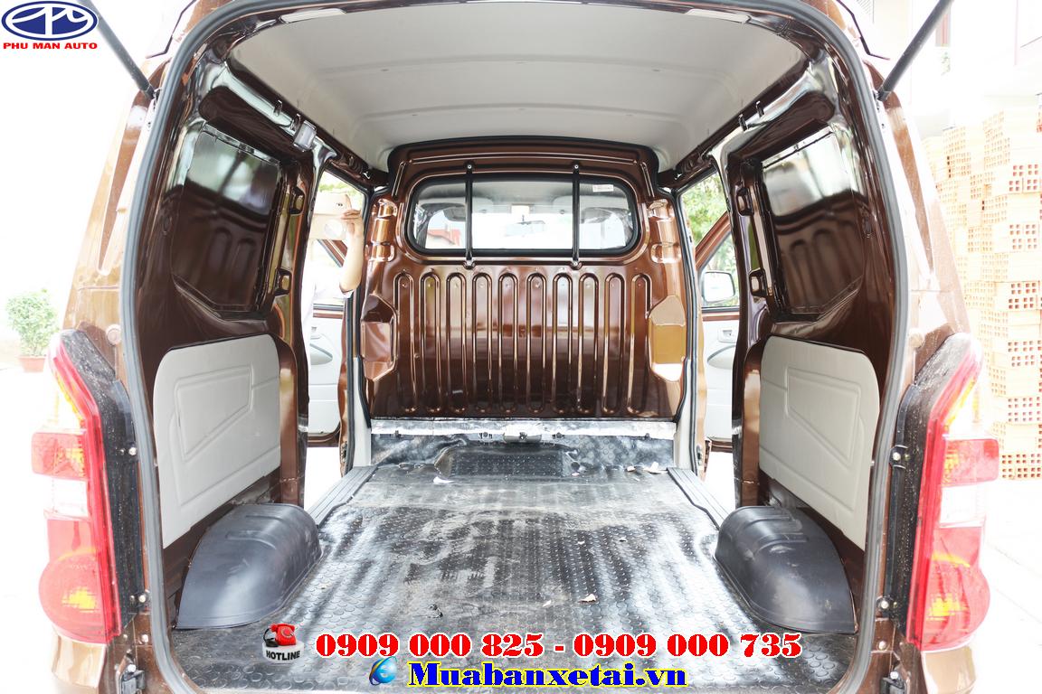 Cửa sau xe tải kenbo 950kg