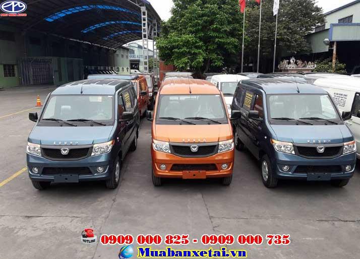 Xe tải kenbo 5 chỗ ngồi
