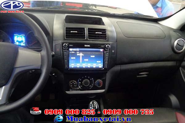 Xe tải Kenbo 7 chỗ trang bị trang thiết bị tiện lợi