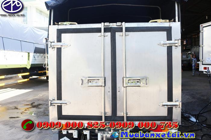 Thùng xe tải Suzuki 500kg