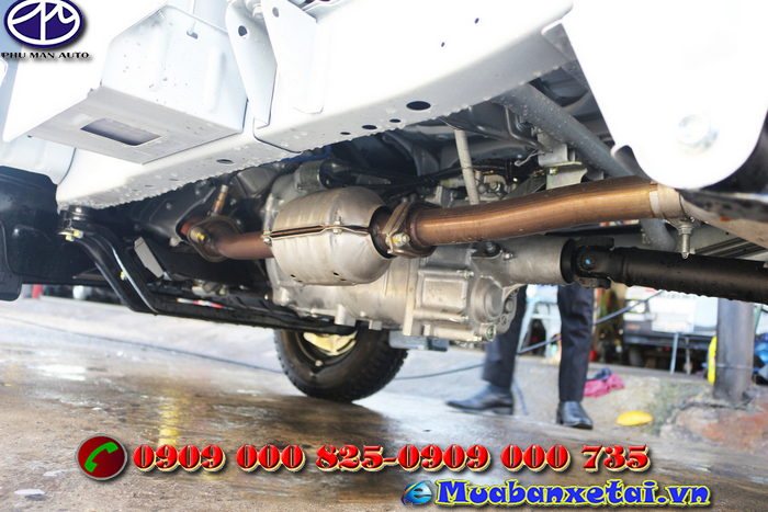 Động cơ xe tải Suzuki 500kg
