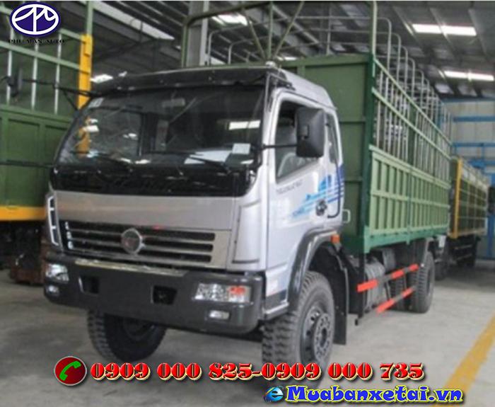 Xe tải Trường Giang DFM EQ8TC4x2L-KM thùng mui bạt