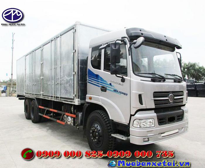 Xe tải Trường Giang DFM 7.2 tấn thùng kín