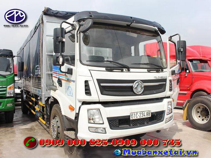 Xe tải Trường Giang DFM 8 tấn thùng mui bạt