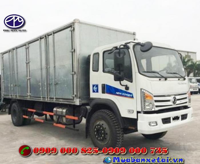 Xe tải Trường Giang DFM 8.87 tấn thùng kín