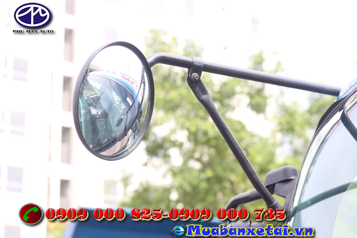 Kính chiếu hậu xe tải Veam Vt260-1