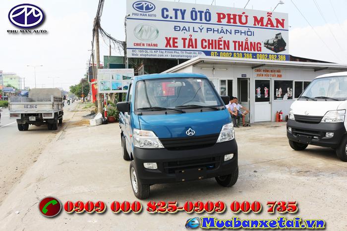Xe tải Veam Star 850kg Thùng Lửng