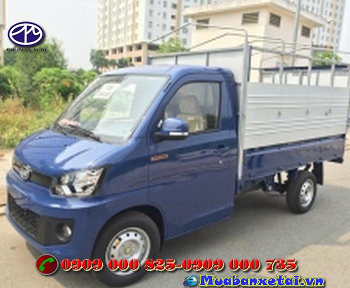 Xe tải Veam 990kg VPT095 thùng mui bạt