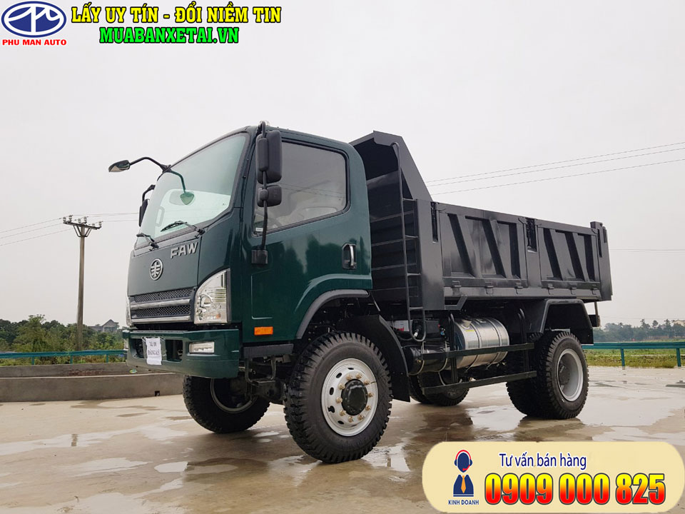 Xe Ben Faw 7.9 tấn - 2 cầu