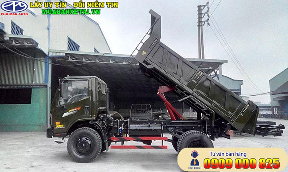 Xe ben Chiến Thắng 6.2 tấn