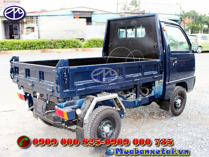 Xe ben Suzuki 500kg Super Carry Truck