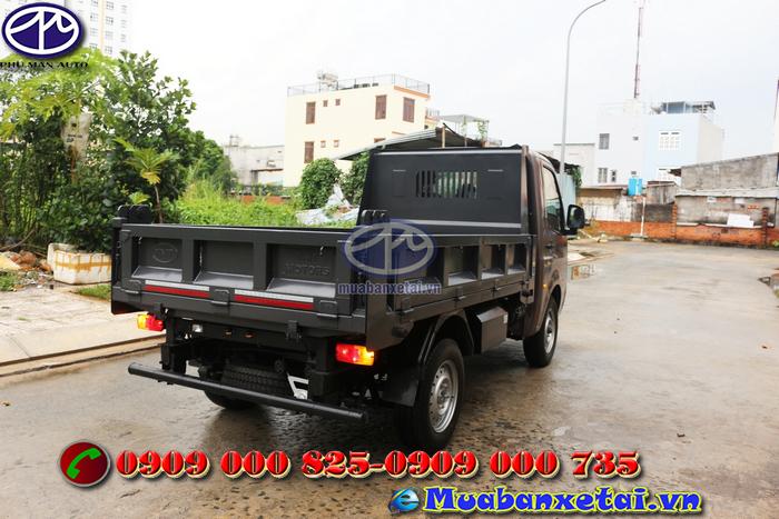 Xe ben TaTa 990kg máy dầu 1.2 khối