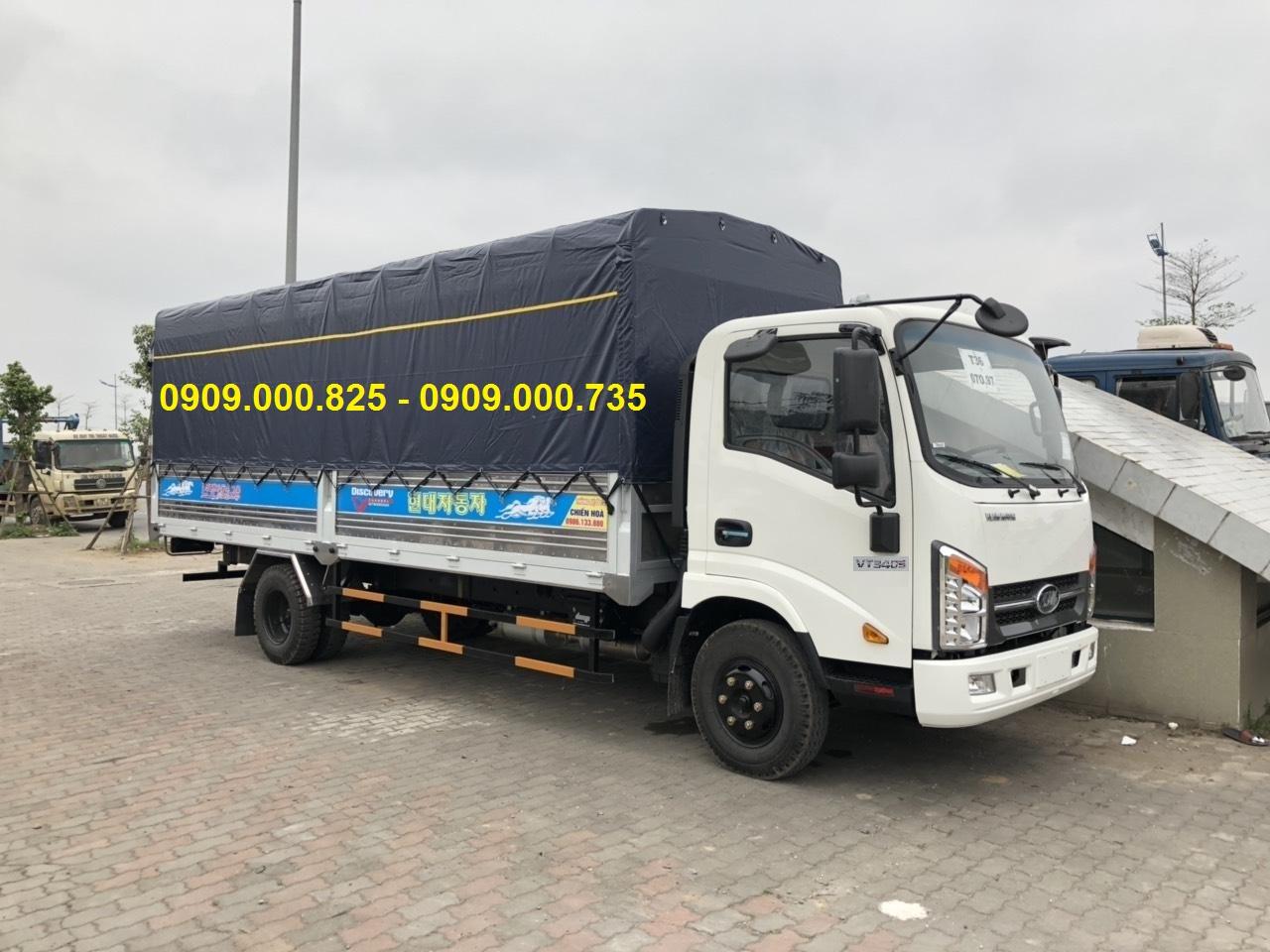 xe tải Veam VT340S