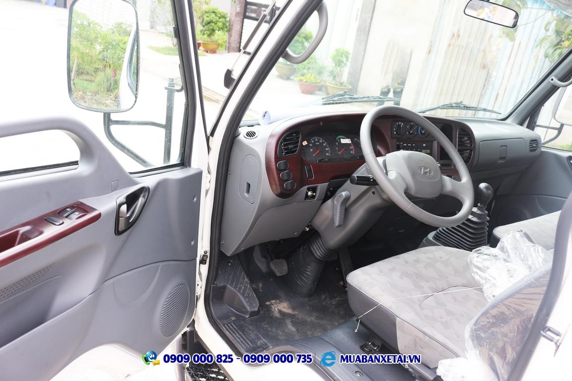Cabin xe tải Hyundai 8 tấn HD800