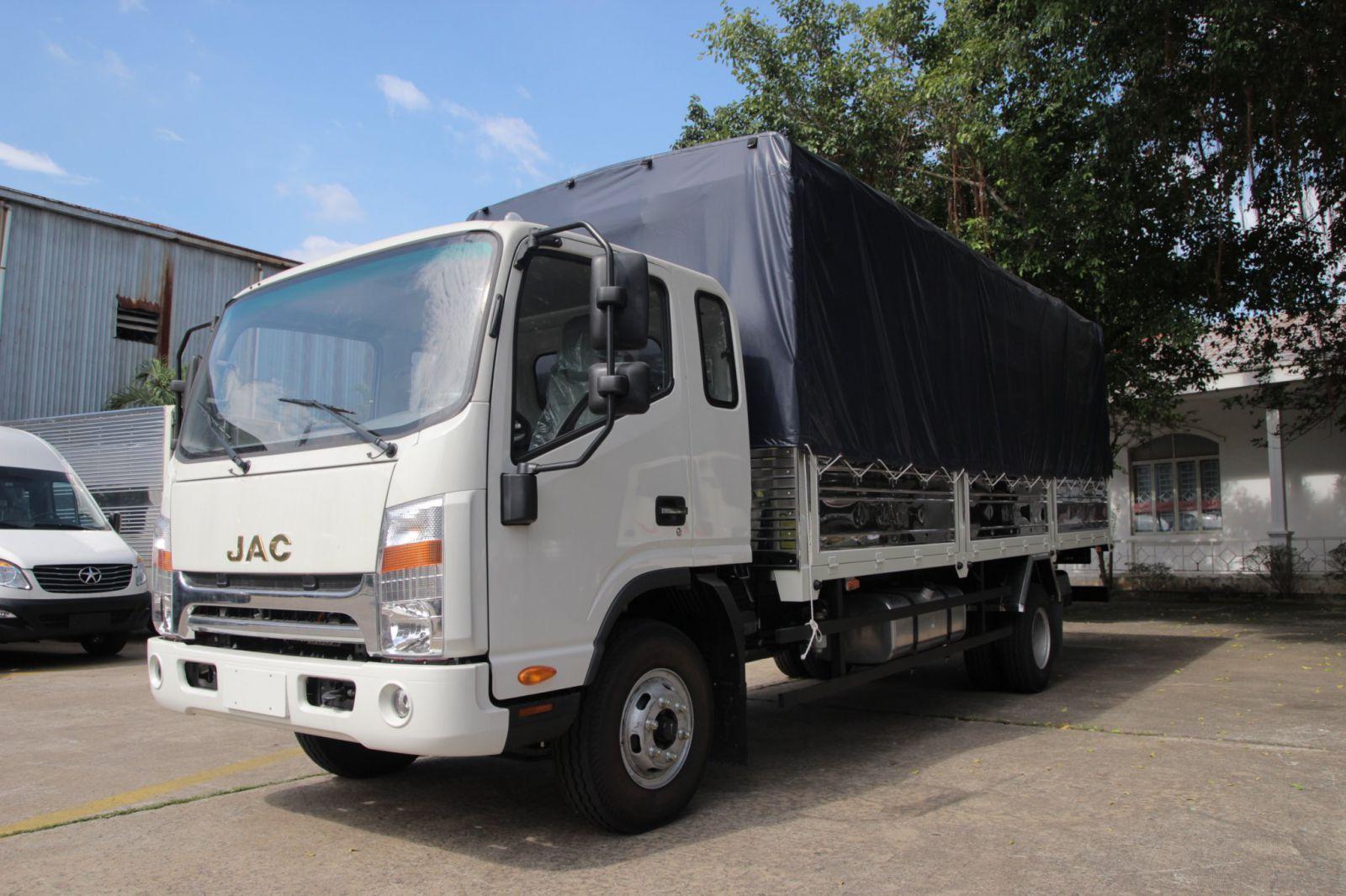 xe tải jac 6t5 n650 plus