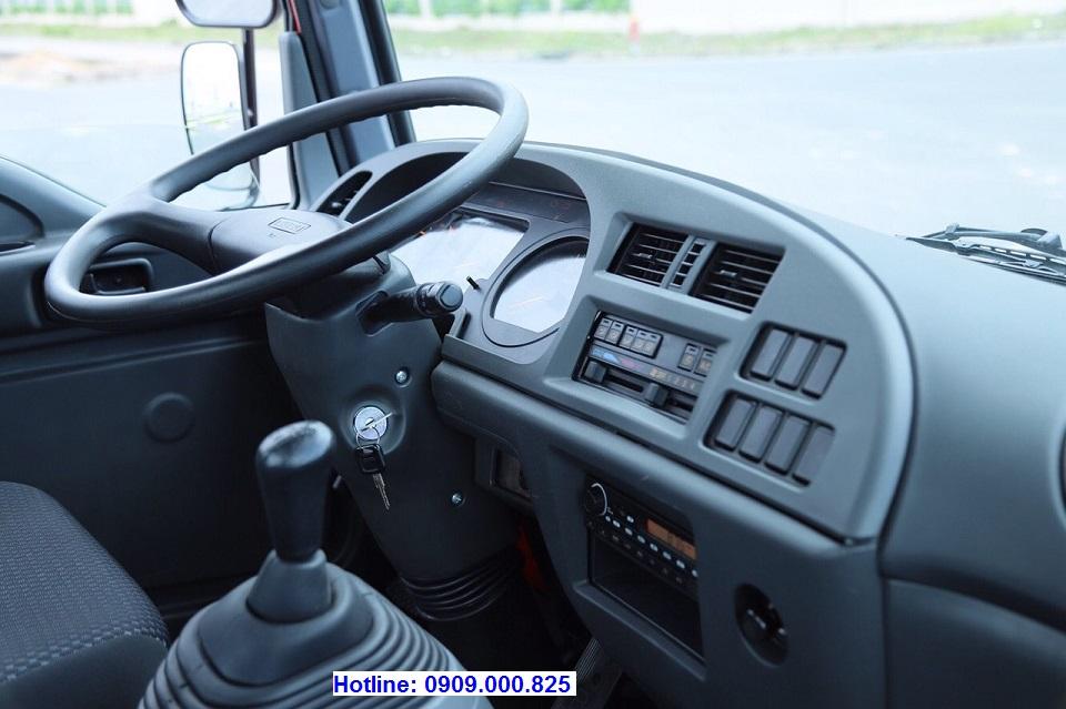 xe tai Isuzu VM 8T thung dai 9m8