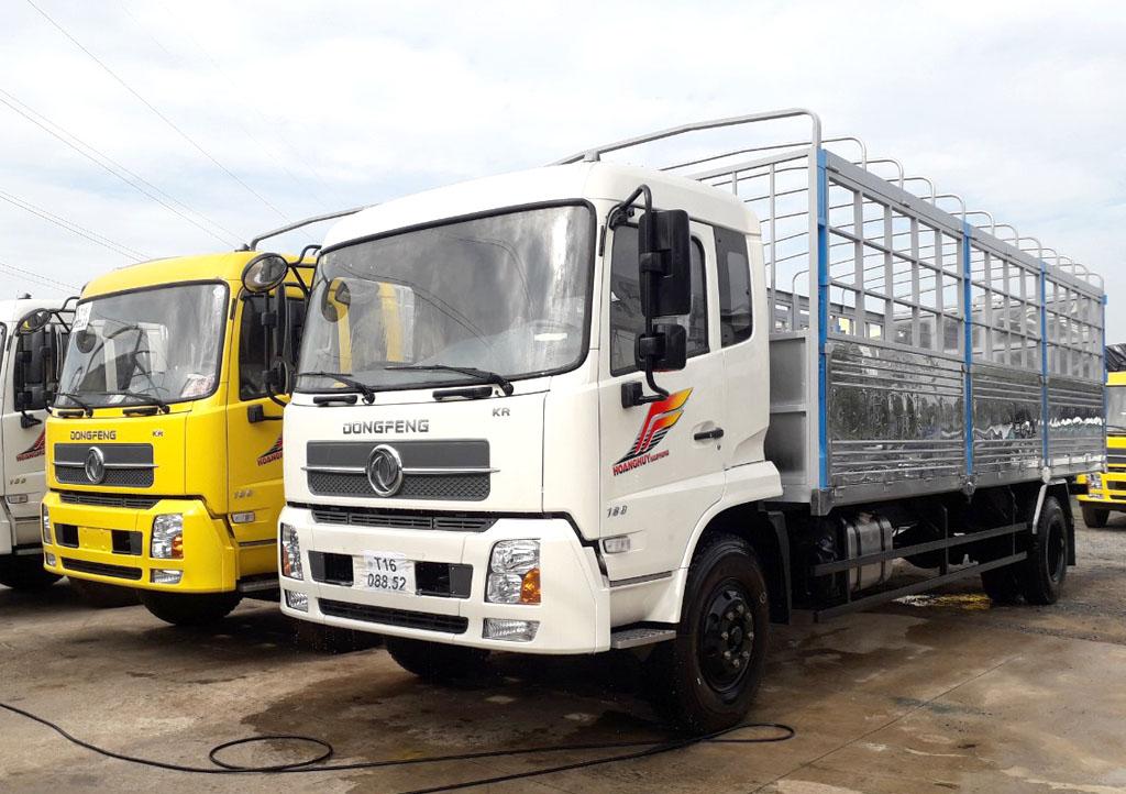 xe tải 2 chân dongfeng b180