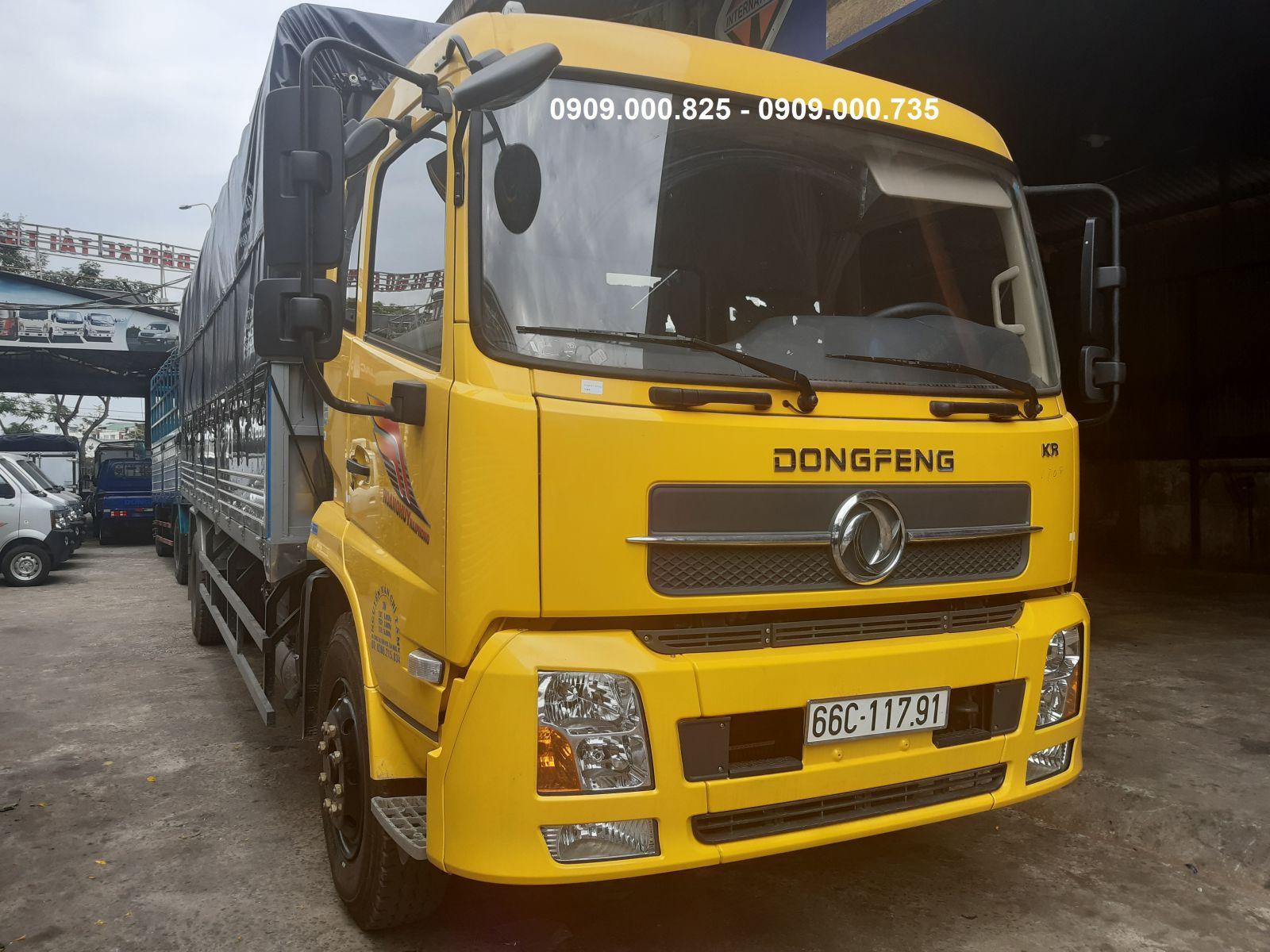xe tải dongfeng b180 9.15 tấn